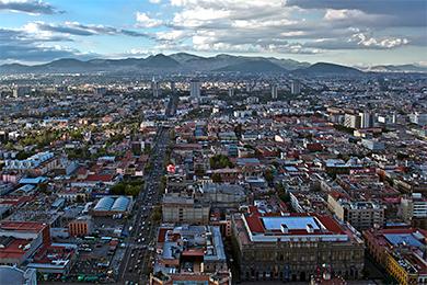 אטרקציות במקסיקו סיטי