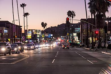 השכרת רכב בלוס אנג'לס