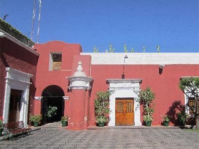 מוזיאון האנדים הקדוש