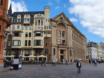 Riga & Tallinn 2019