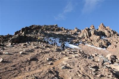 תמונה  1מפארק לאומי הר קניה