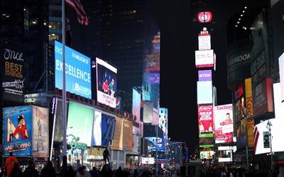 ניו יורק בקיץ ובחורף