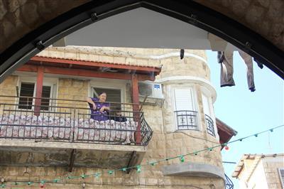 ואדי ניסנאס - חיפה