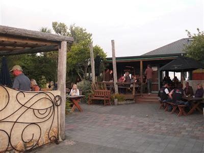 The Park Cafe