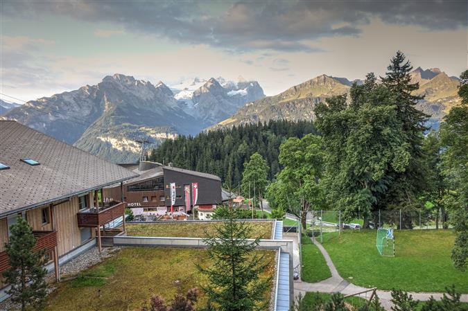 כפר הנופש Reka בהסליברג שווייץ