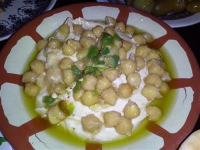 המסעדה הלבנונית באבו גוש