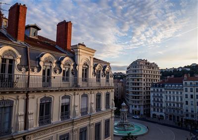 ליון- בירת הגסטרונומיה בצרפת