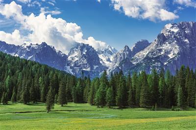 דולומיטים - איטליה