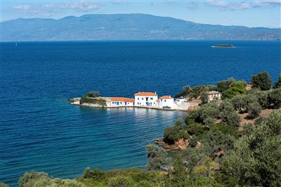 חצי האי פיליון יוון