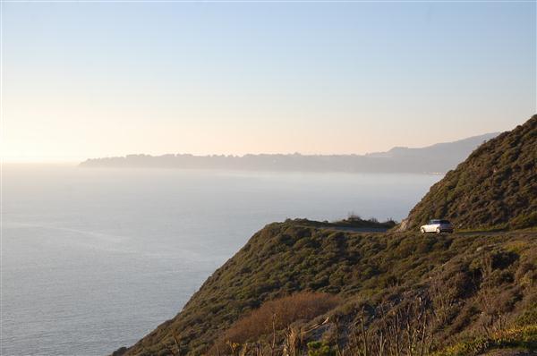 כביש מספר 1 קליפורניה