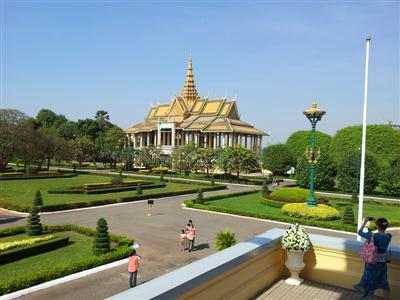 וייטנאם - קמבודיה 2013