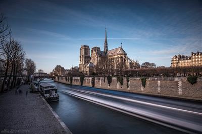 מידע למטייל בפריז