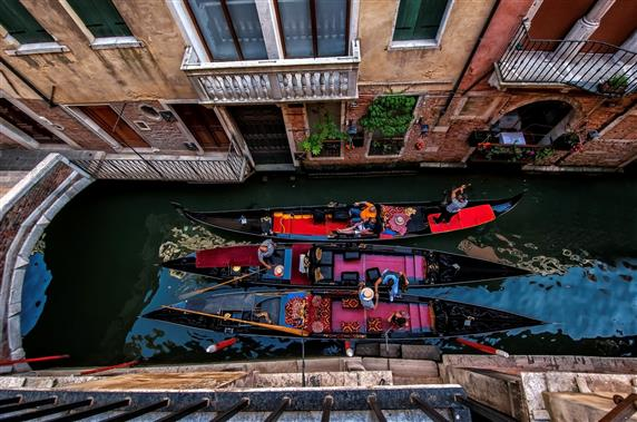 Venice, Room with a view