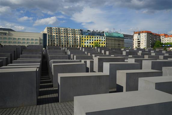 מנומנט לשואה בברלין