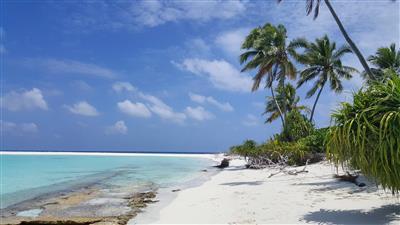 תמונה  1מארכיפלג האיים המלדיבים