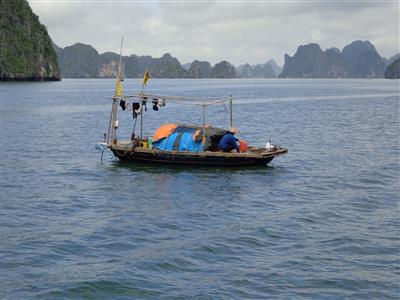 תמונה  3ממפרץ הא לונג