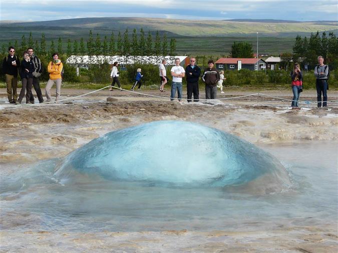 הגייזר באיסלנד