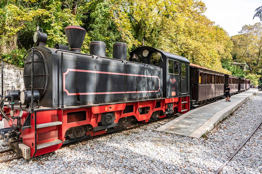 הרכבת של פיליון