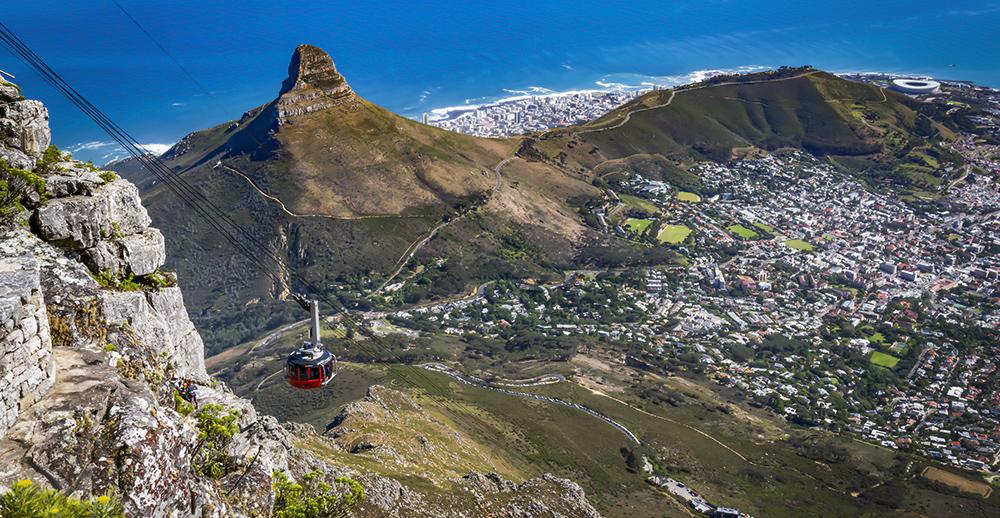 הר השולחן דרום אפריקה